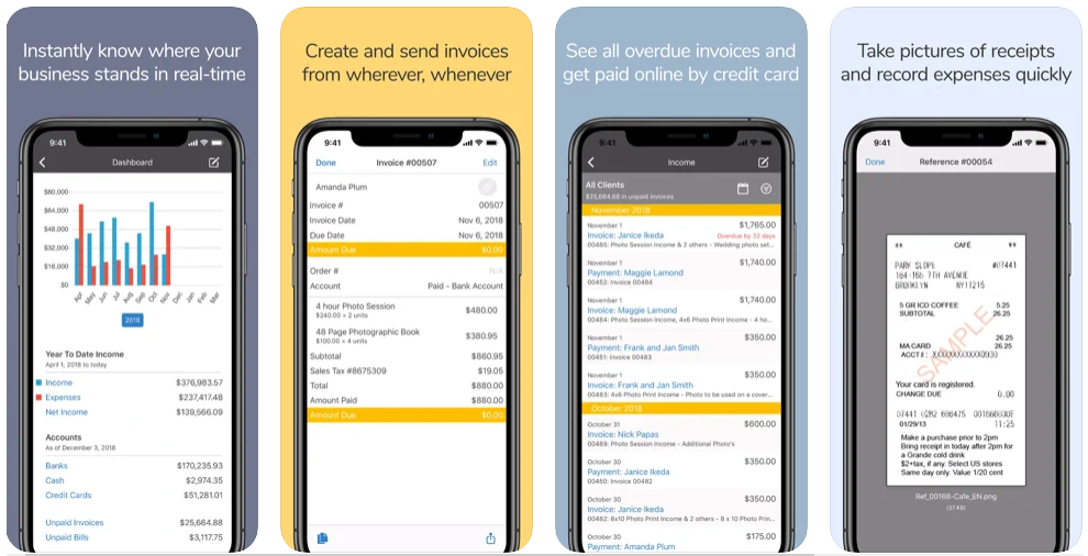 Kashoo best Accounting App