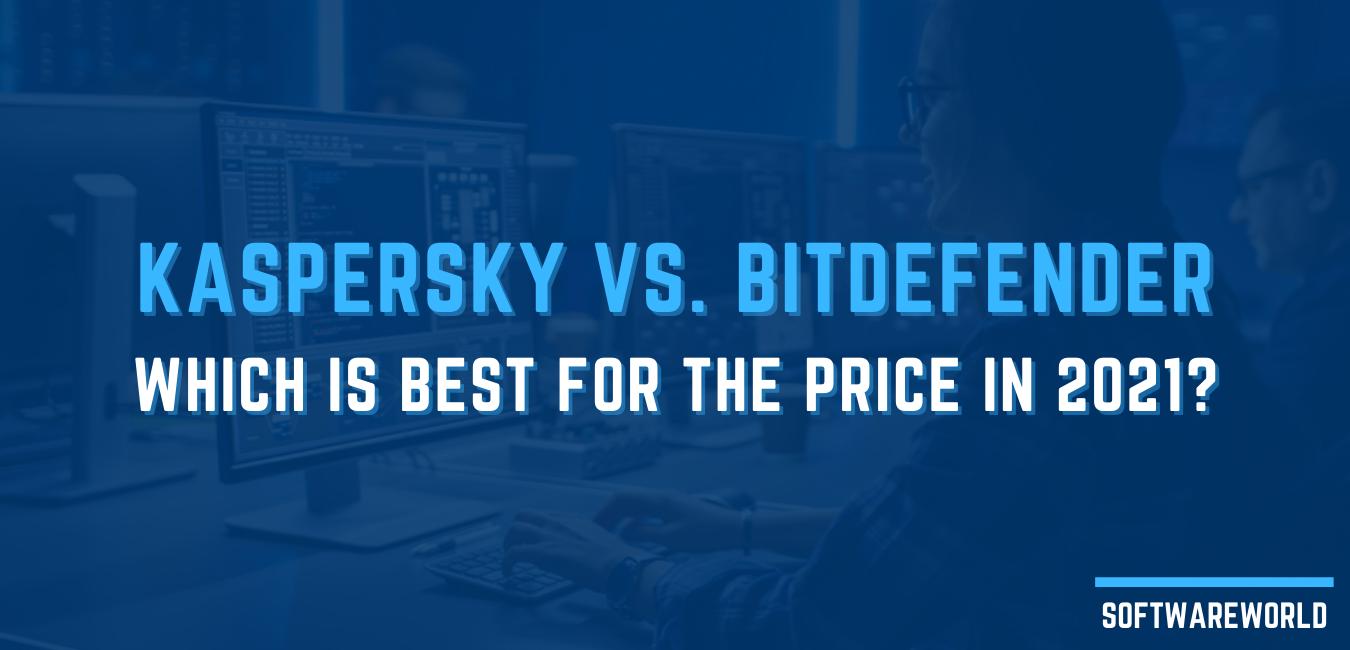 Kaspersky vs. Bitdefender
