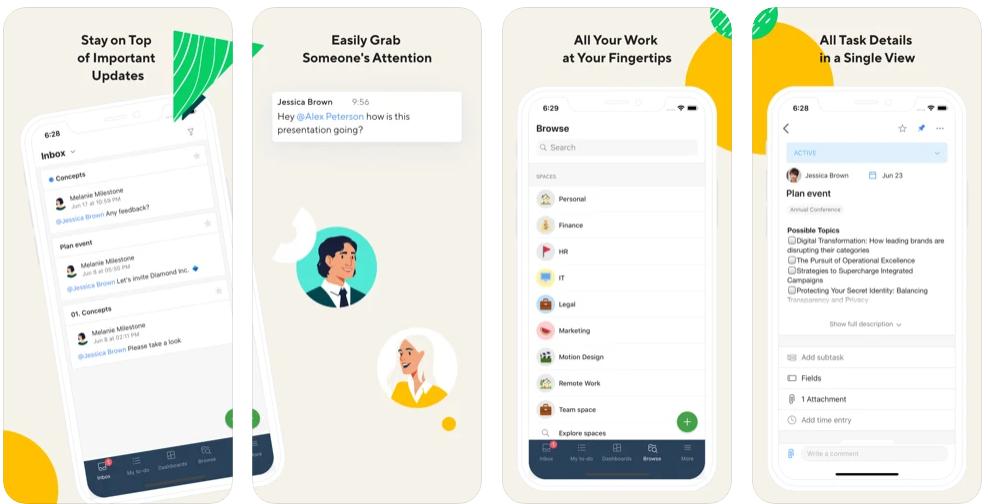 Wrike best Project Management App