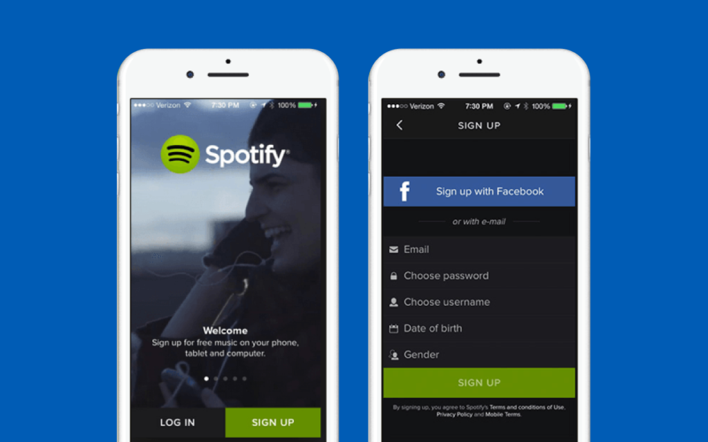 Spotify Feature Set