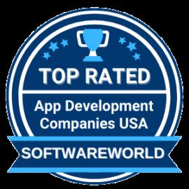 Top app development companies of usa