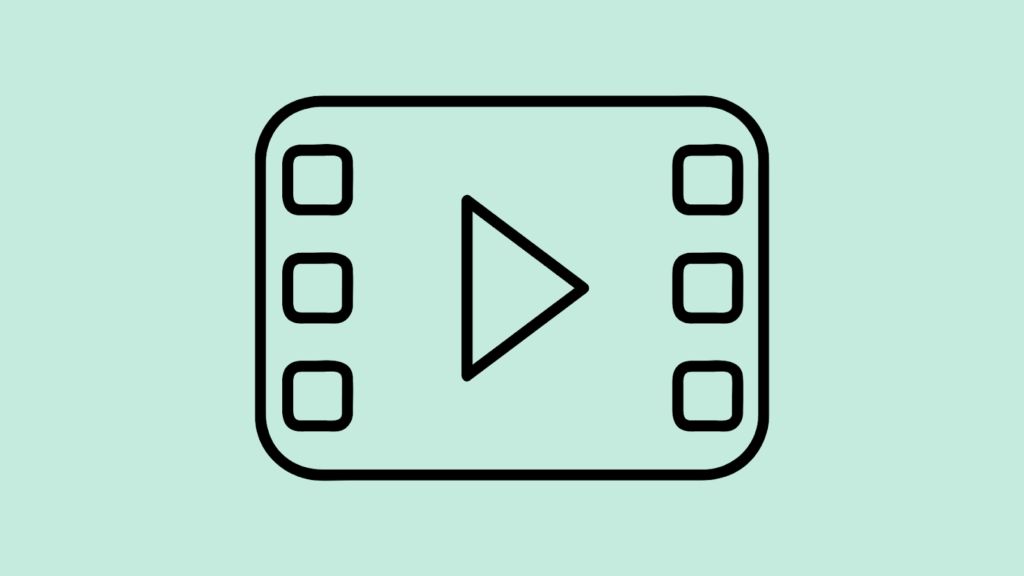 video email marketing: Create a video thumbnail