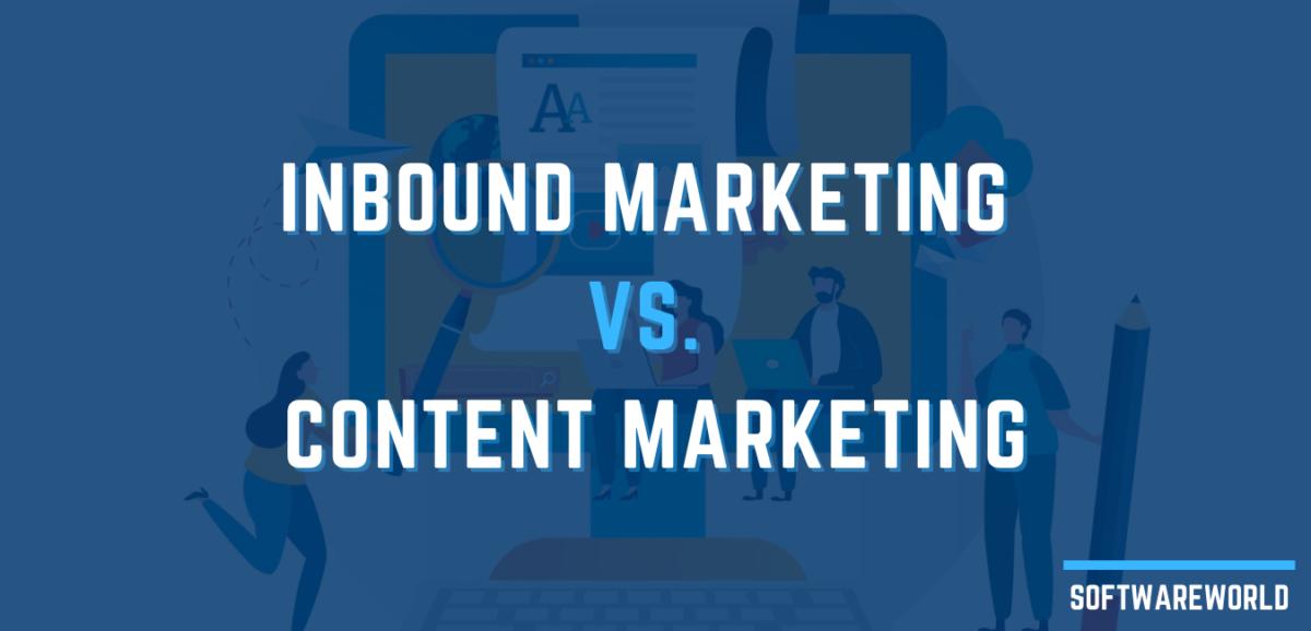 Inbound Marketing vs. Content Marketing