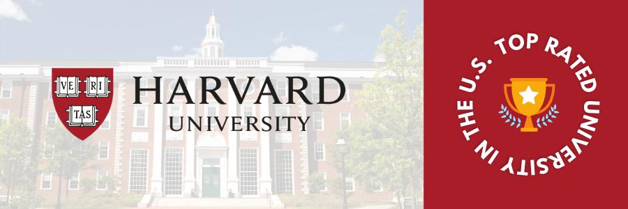 Top Rated University of U.S. - Harvard University