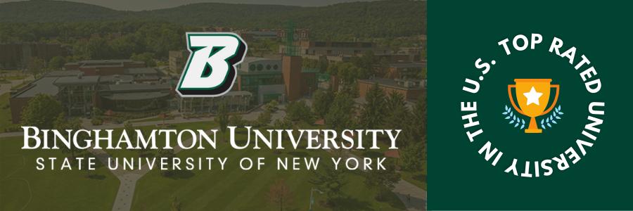 Top Rated University of USA - Binghamton University