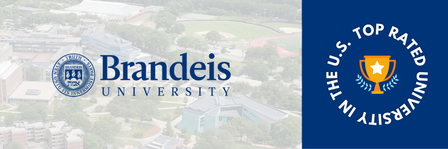 Top Rated University of USA - Brandeis University