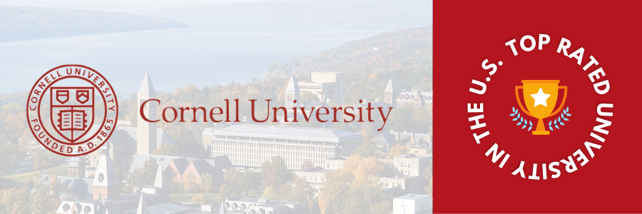 Top Rated University of USA - Cornell University