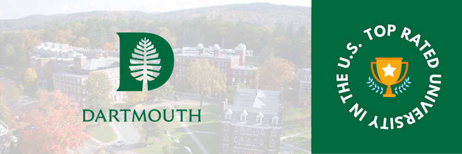 Top Rated University of USA - Dartmouth College