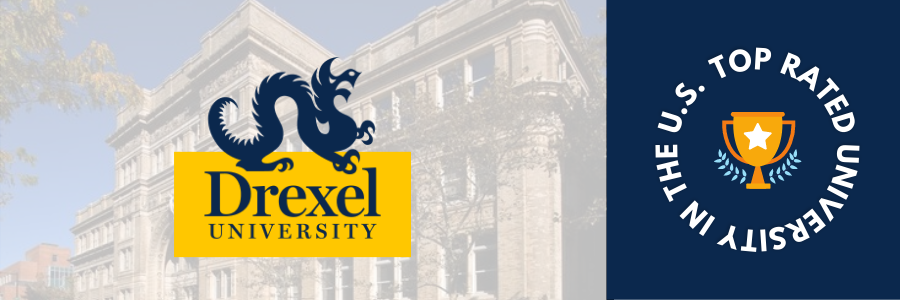 Top Rated University of USA - Drexel University