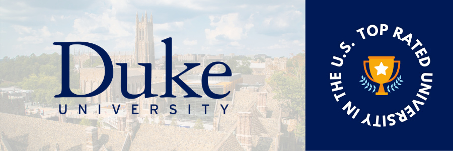 Top Rated University of USA - Duke University