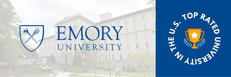 Top Rated University of USA - Emory University
