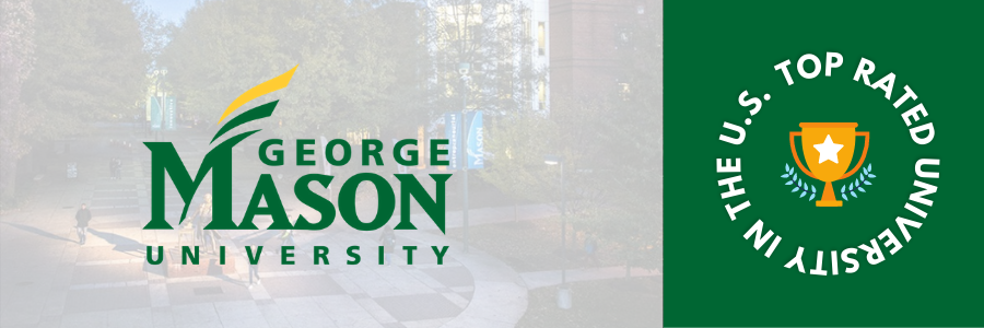 Top Rated University of USA - George Mason University