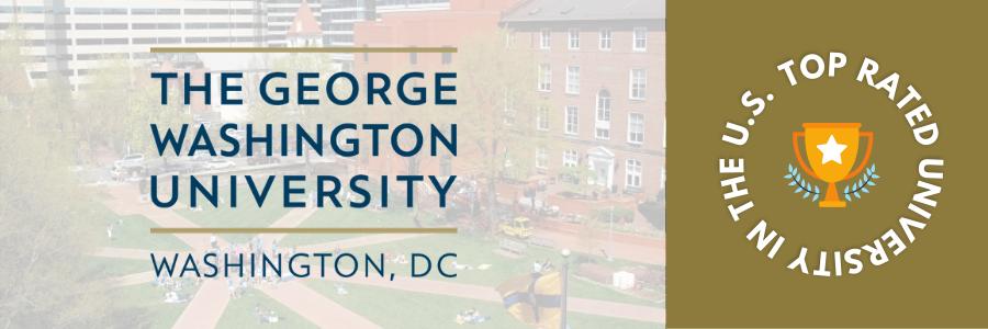 Top Rated University of USA - George Washington University