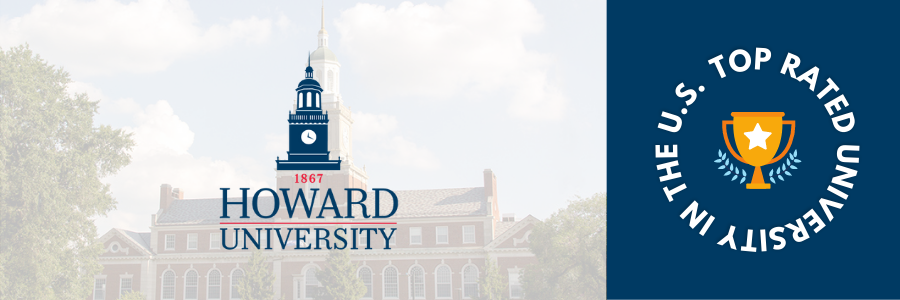 Top Rated University of USA - Howard University