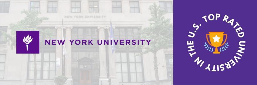 Top Rated University of USA - New York University