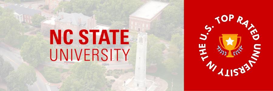 Top Rated University of USA - North Carolina State University