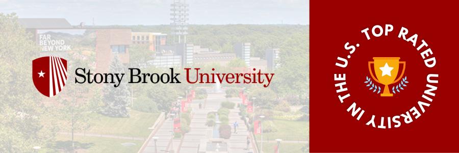Top Rated University of USA - Stony Brook University