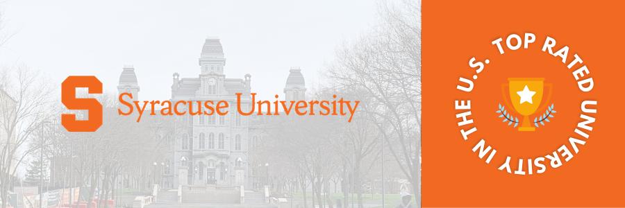 Top Rated University of USA - Syracuse University