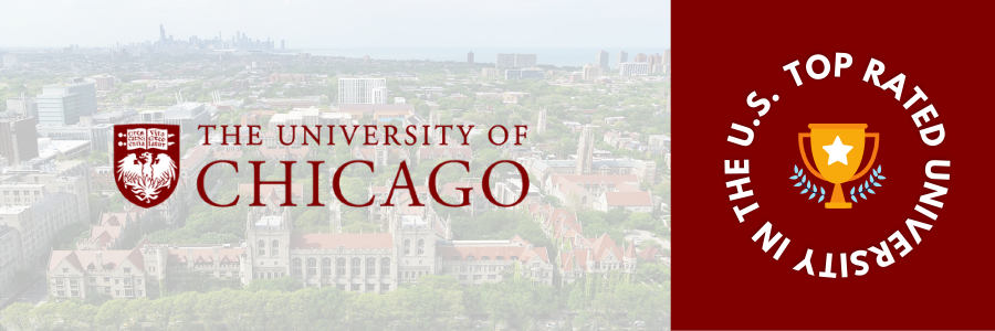 Top Rated University of USA - University of Chicago