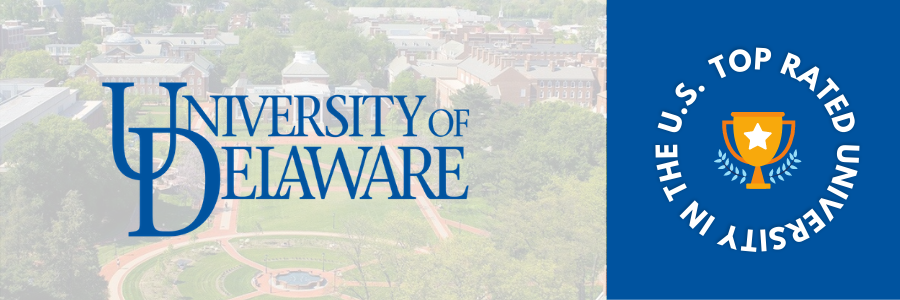 Top Rated University of USA - University of Delaware