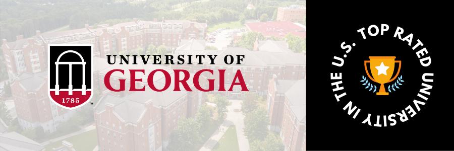 Top Rated University of USA - University of Georgia