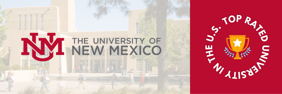 Top Rated University of USA - University of New Mexico