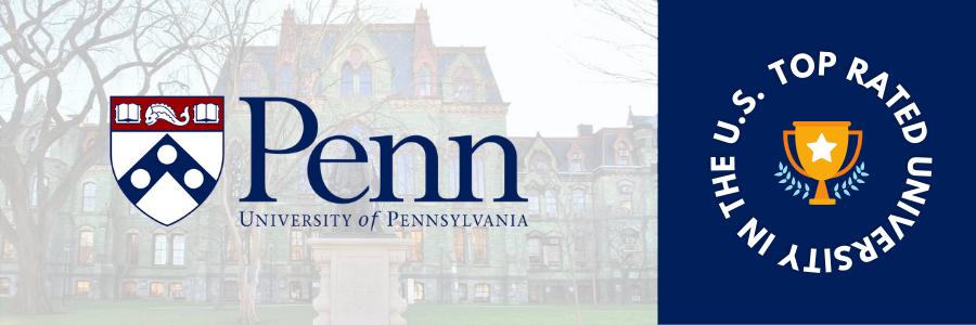 Top Rated University of USA - University of Pennsylvania