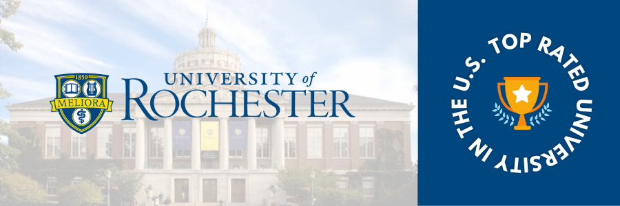 Top Rated University of USA - University of Rochester