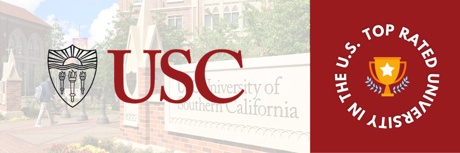 Top Rated University of USA - University of Southern California