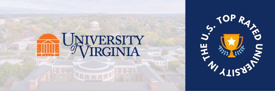 Top Rated University of USA - University of Virginia