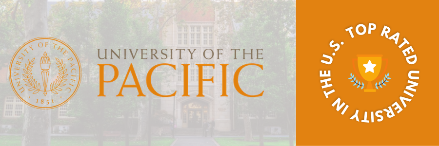 Top Rated University of USA - University of the Pacific