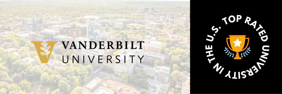 Top Rated University of USA - Vanderbilt University