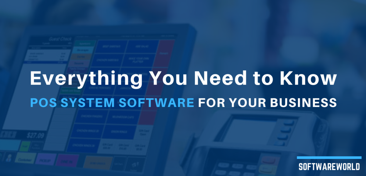 POS System Software for Your Business