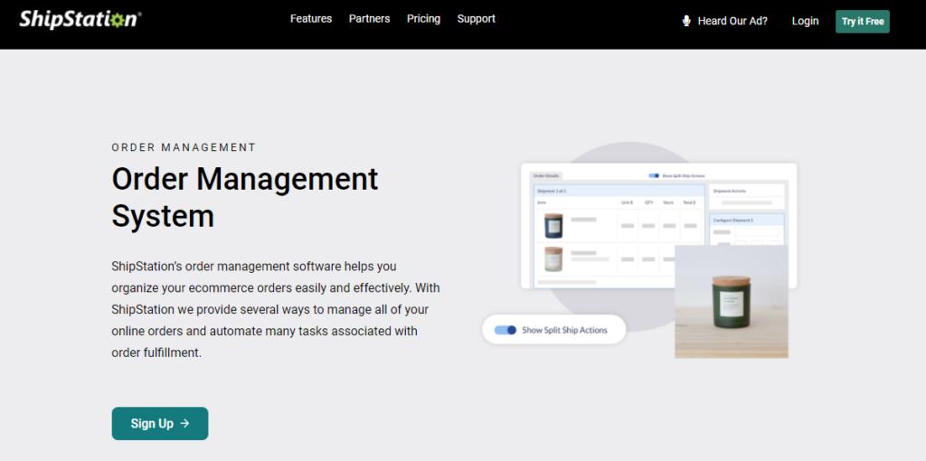 ShipStation Order Management Software