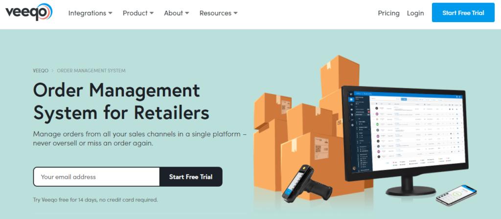 Veeqo Order Management Software