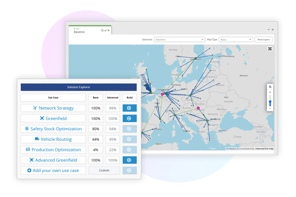 Coupa Supply Chain Design & Planning Supply Chain Management Software