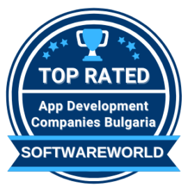 Top app development companies Bulgaria