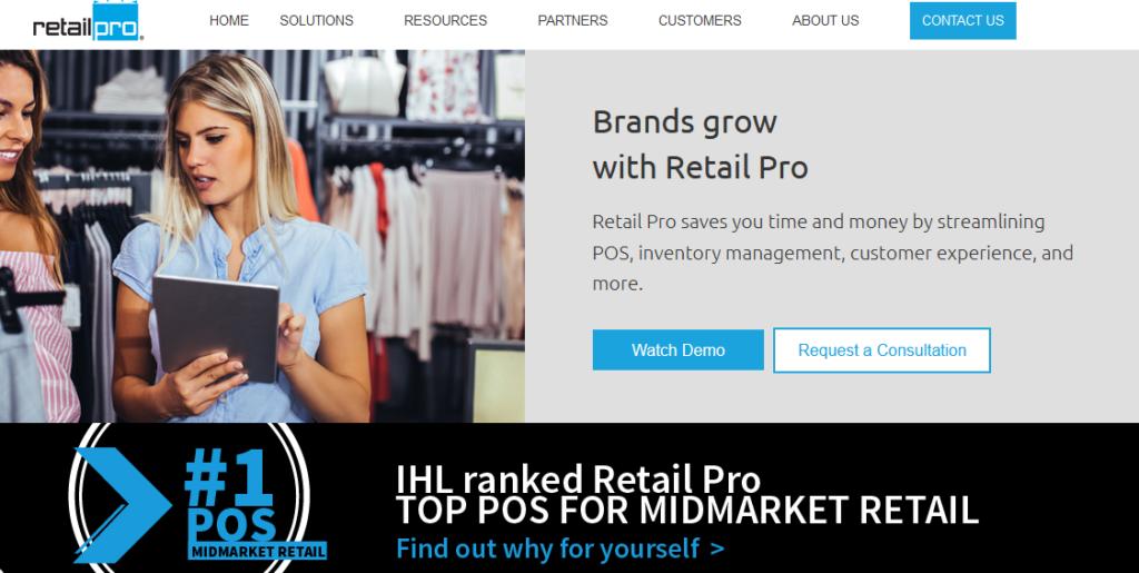 retailpro best Retail Management Software