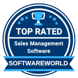 list of top rated Sales Management Software