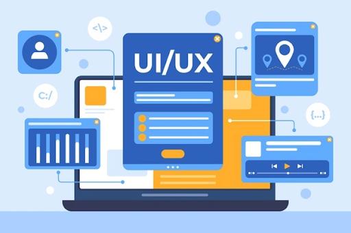 Mobile App Development: Designing User Interface